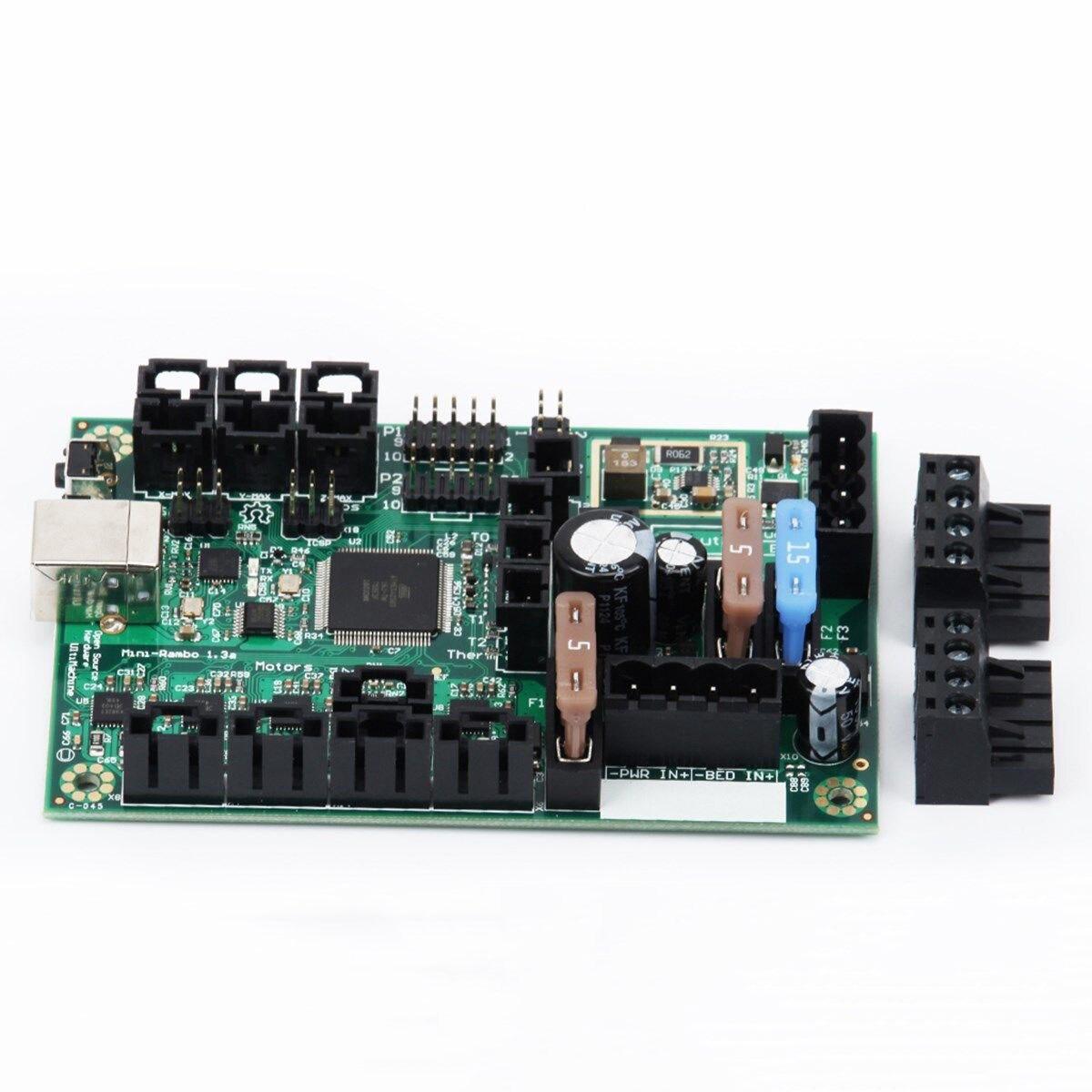1 pc DC 10-28 v Mini-Rambo 1.3 Contrôle Conseil Ensemble Kit 3D Imprimante Partie pour Prusa MK2