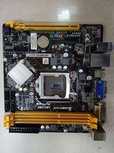 H81 материнская плата для Biostar H81MDV5 LGA 1150 DDR3 материнская плата Используется оригинальный