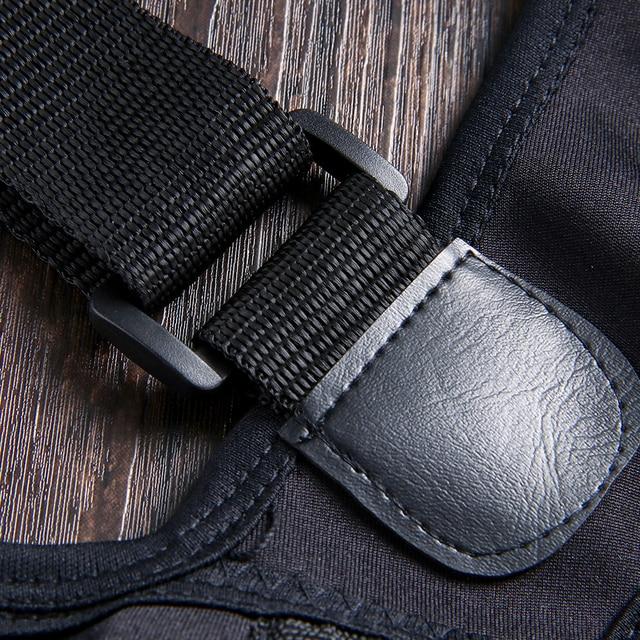 GT Magnetic Adult Correction Belt Posture Brace Body Shaping Belly Sweat Belt Men Women Back Braces Support Back Correction Belt 4