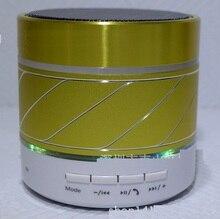 S02U 5pcs lot Free shipping Mini Speaker Computer bluetooth Amplifier FM Radio USB Micro SD TF