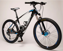visp 33 30 27 Speed Carbon Fiber MTB Mountain Bike 27.5″ 26″ Ultralight Bicycle Cycle M8000 M610 Group Set & Hydraulic Brake