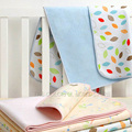 35 * 45 cm / 50 * 70 cm bebê crianças à prova d ' água cama colchão fraldas mudando fibra de bambu para reutilizáveis lavável respirável