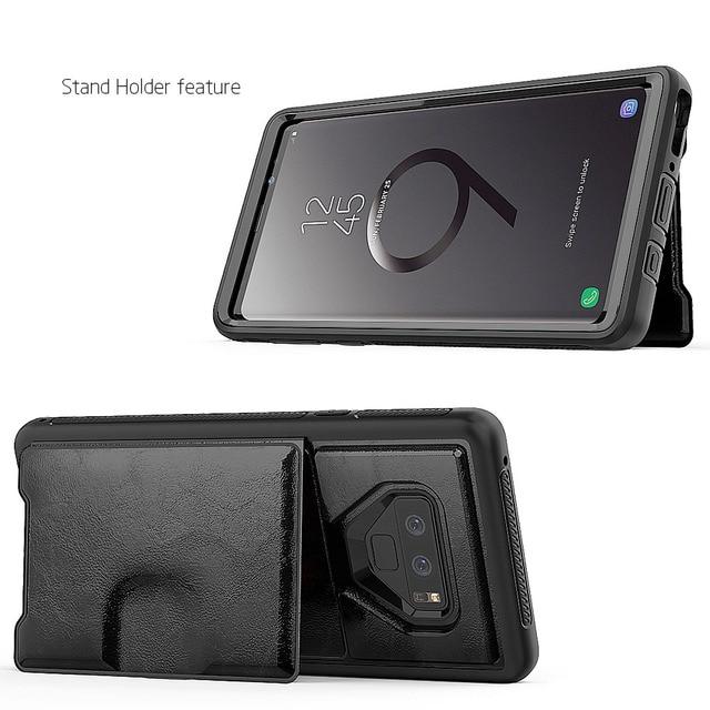 Note 9 Wallet Case Flip Stand 1
