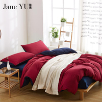 Green Luxury Bedding Sets Cotton 4 Pcs Twin Full Queen King Soper Size Home Bedclothes Bed