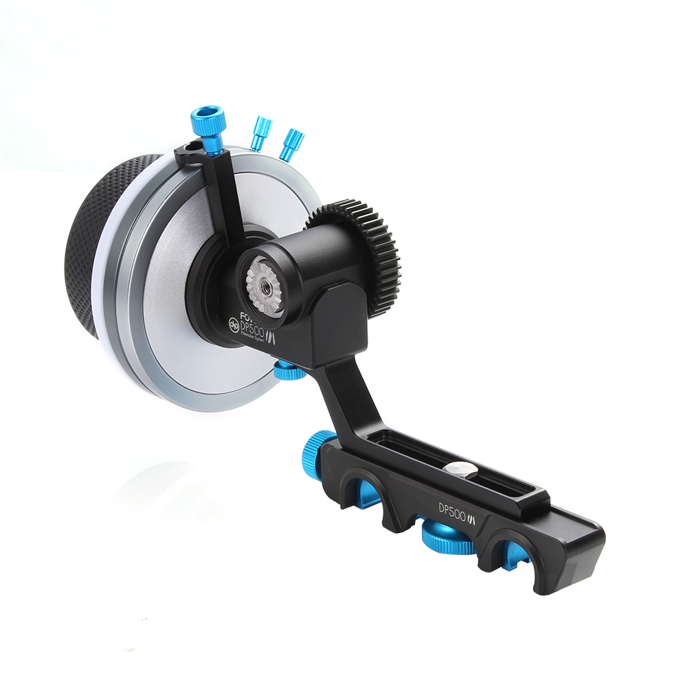 Image 3 - FOTGA Upgraded DP500III Quick Release Dampen Follow Focus A/B Hard Stop for 5DII III A7 A7S A7R2 A7RM2 GH4 GH5 GH6 A6500 A7000follow focusfor dslrquick release -