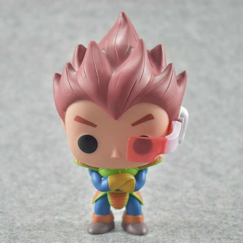 2019 Dragon Ball Toy Son Goku Action Figure Anime Super Vegeta  Model Doll Pvc Collection Toys For Children Christmas Gifts
