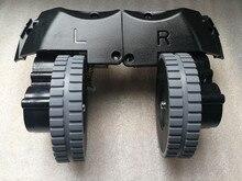 Ilife rueda izquierda y derecha con motor para robot aspirador ilife A6, A8, ilife X620, X623, piezas de robot aspirador con motor de rueda