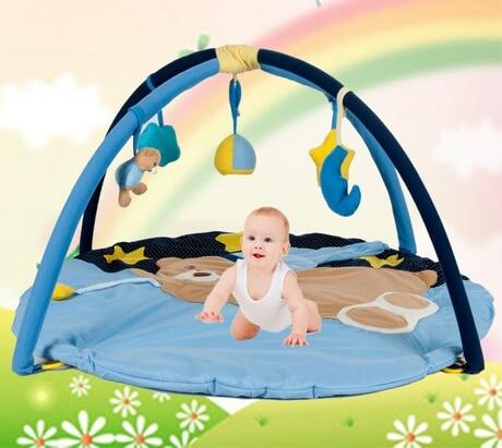 Play Mats baby rug play gym tapetes bebes play mat baby crawling mat suelo bebe baby speelkleed speelmat babygym hot 90*90*50cm