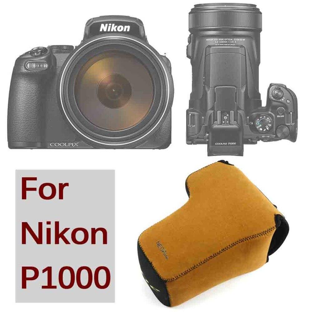 Cámara Caso Bolsa para cámaras digitales Nikon COOLPIX L610 L620