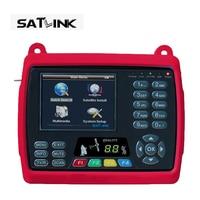 1pcs Original Satlink WS 6950 3.5 Digital Satellite Signal Finder Meter WS6950 WS 6950 with one flashlight,Free Shipping