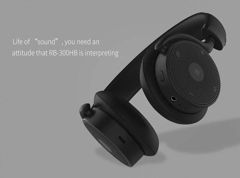 Touch Control Headband Headset (2)