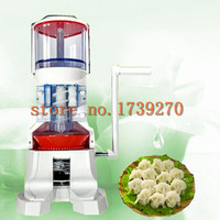 2018 hand use Desktop Dumpling Machine,household dumpling maker making machine free shipping