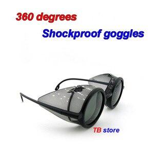 Image 2 - 12235 Beschermende Bril Winddicht Stofdicht Schokbestendig Veiligheidsbril Inklapbare Avant Garde Mode Fietsen Goggles