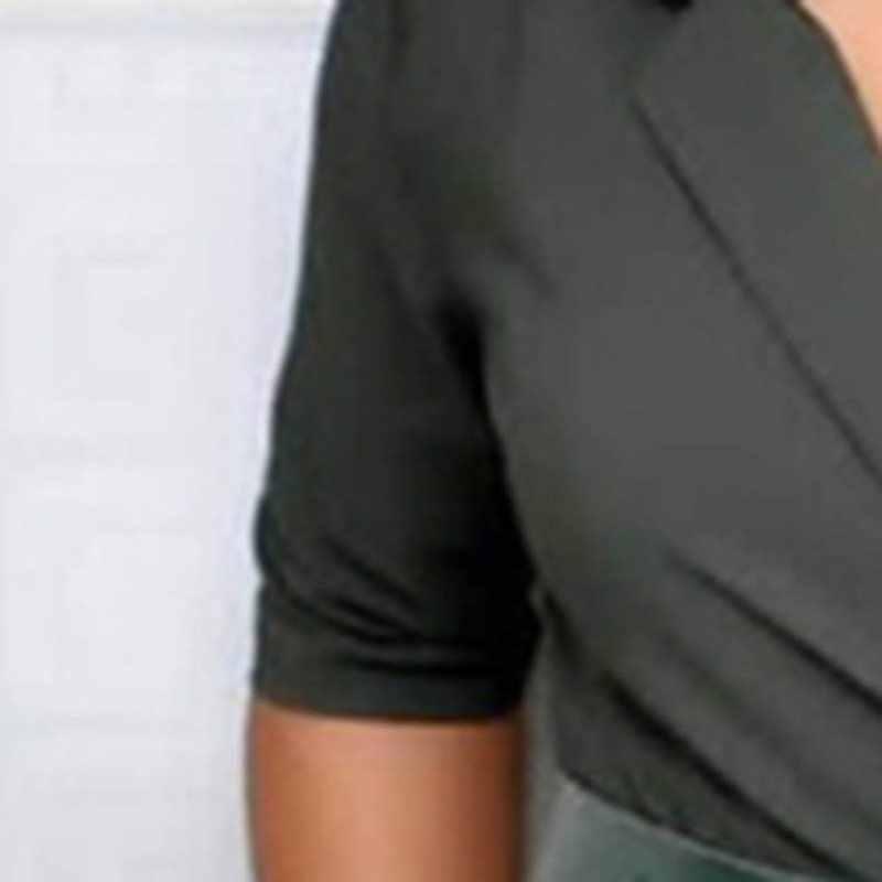Винтажное элегантное офисное женское черное летнее плиссированное платье миди больших размеров на пуговицах осень 2019 простое женское модное платье