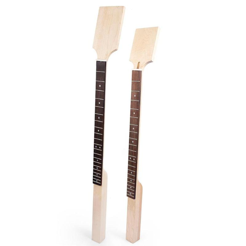Maple Guitar Neck Fretboard Wooden Fingerboard For Musical Instrument Guitar Parts Replacement DIY Accessories guitar fretboard lemon oil cleaner guitar parts accessories