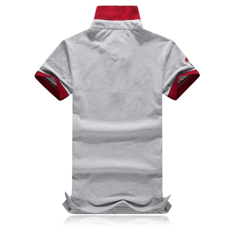 2017 Verë bluzat e modës me 5 ngjyra të reja, ngushëllojnë - Veshje për meshkuj - Foto 3