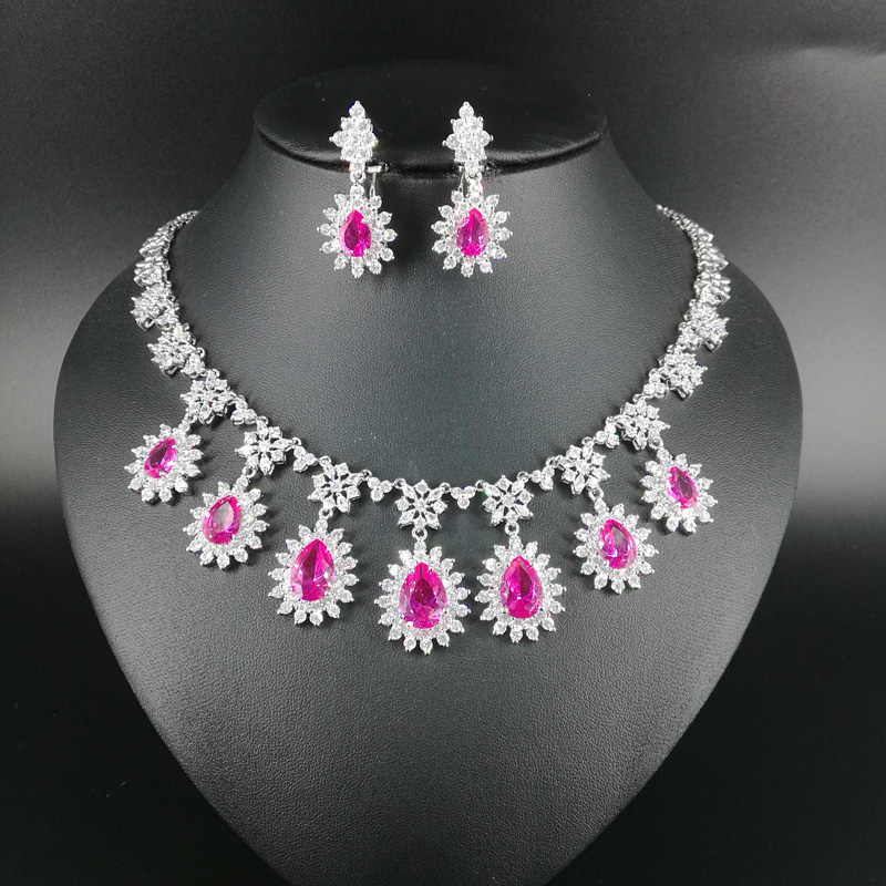 3f858def9 Detail Feedback Questions about New fashion luxury romantic pink ...