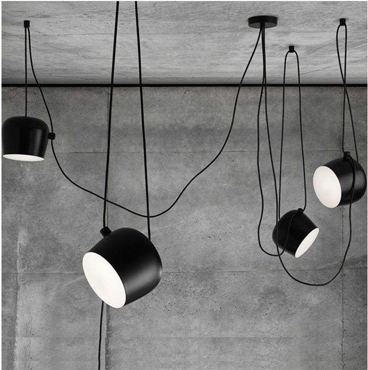 Nordic Modern Industrial Pendant Lights Fixtures for Home Bar Restaurant Indoor Pendant Lighting LED Hanging LampNordic Modern Industrial Pendant Lights Fixtures for Home Bar Restaurant Indoor Pendant Lighting LED Hanging Lamp