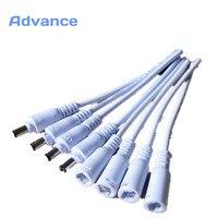 Adapter DC Stecker 5,5*2,1mm Männlichen/Weiblichen Stecker 12 v DC Power Plug Stecker 5,5 X 2,1mm Mit Kabel Für 5050 3528