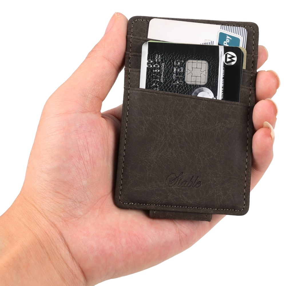 homens de alta qualidade carteiras Material : Synthetic Leather