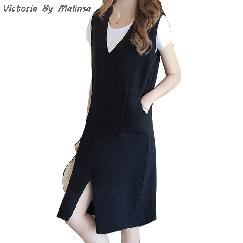 2017 Summer font b Women b font Clothing Big font b Dresses b font Fashion V online buy wholesale 3x womens dresses from china 3x womens,3x Womens Clothing