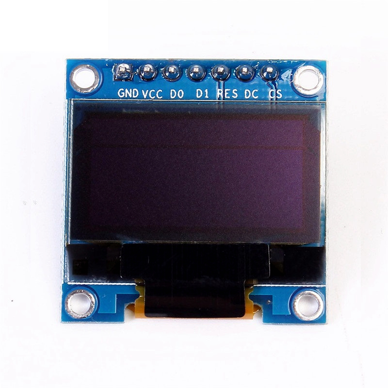 DIY 0.96 inch oled display module 128*64 oled yellow&blue color spi communication driver ssd1306 for arduino stm32