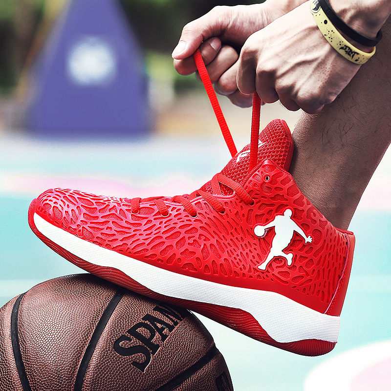 a369d7c9b Original Air Crazy Shockproof JD Retro XXXII PF 2018 Men s Breathable  Basketball Shoes Max AJ Sports Ankle Boots Sneakers-in Basketball Shoes  from Sports ...