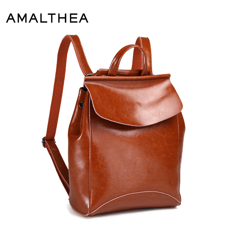 AMALTHEA Brand Fashion Female Backpack Women 2017 Girls Universe Schoolbag Backpack Travel Bag Woman Back Pack