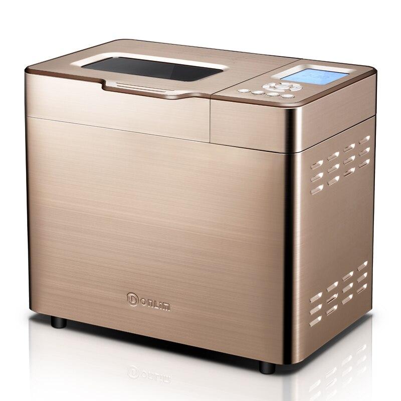 Machine à pain entièrement automatique ménage nouilles Fermentation muet visage 16 heures rendez-vous WIFI grille-pain