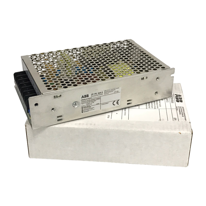CP PX 24V/4.5 DC ABB switching mode power supply For communications equipment