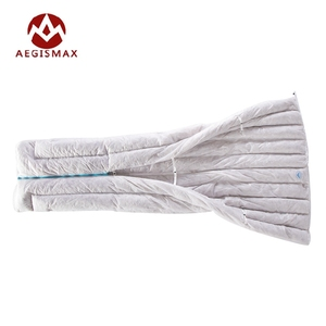 Image 1 - Aegismax Ultralight Envelope Sleeping Bag 850FP 95% Gray Goose Down 290g Camping Hiking Outdoor Sleeping Bags Winter Clothes