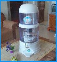 16L Water Filter Barrel Mineral Pot Water Treatment Filter Alkaline Straight Drink Bucket Dispenser Water Purifier