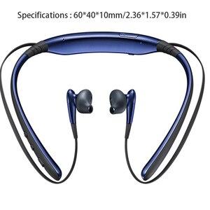 Image 3 - BG920 Wireless Bluetooth Sport Music Headphone  Stereo Handsfree Bluetooth Headset with Microphone Level U For Samsung
