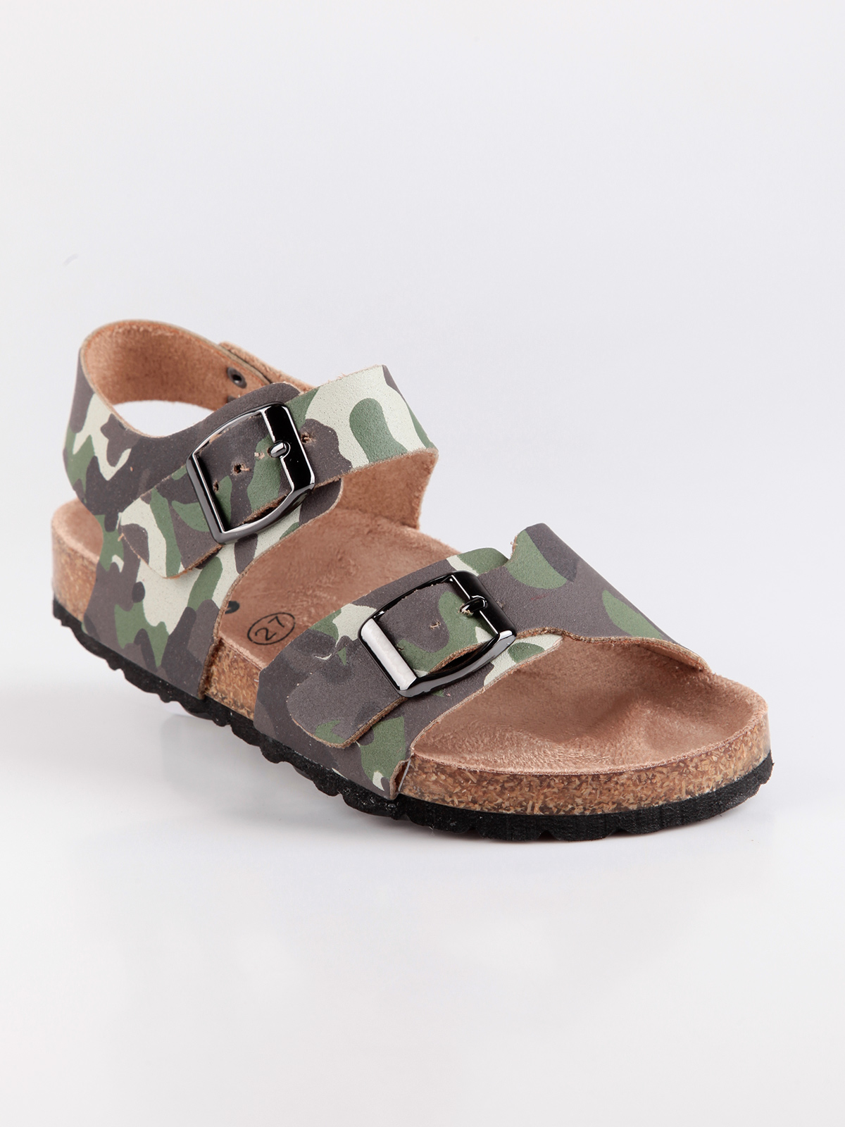 ACE Sandals Camouflage With Straps