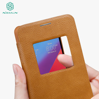 For LG G6 H870 H871 H872 H873 H870DS Case Original NILLKIN Classic Flip Leather Cover Case