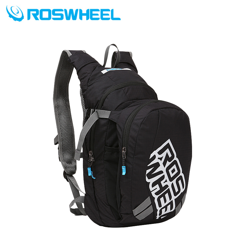 Roswheel Bicycle Bike Bag Rucksacks Packsack Road Cycling Bag Knapsack Riding Running Sport Backpack Ride Pack Bicycle bags maleroads profession bicycle rucksacks bike knapsack road cycling bag riding bag running packsack sport backpack ride pack 15l