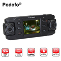 Car Camera Dual Lens with GPS Auto DVRs Car DVR Dash Cam Recorder Video Camcorder Full HD 1080P Registrator X8000