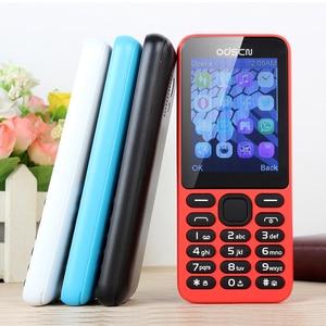 Image 1 - 215 2.4 pouces WhatsAPP double carte, double clé, téléphone mobile quatre bandes