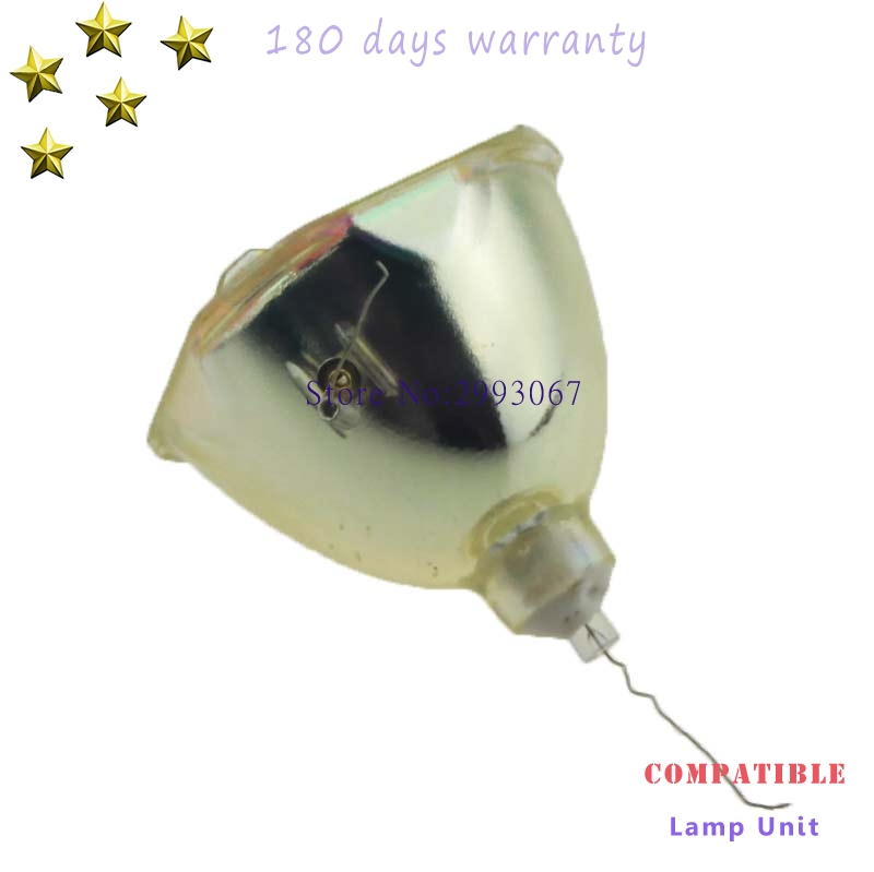 ET-LAP770 Replacement Bare bulb Compatible For PANASONIC PT-FW100NT PT-FW300 PT-FW300NT PT-FW430 With 180 days Warranty replacement bare lamp et lac80 for panasonic pt lc56 pt lc56e pt lc80 pt lc76 ect
