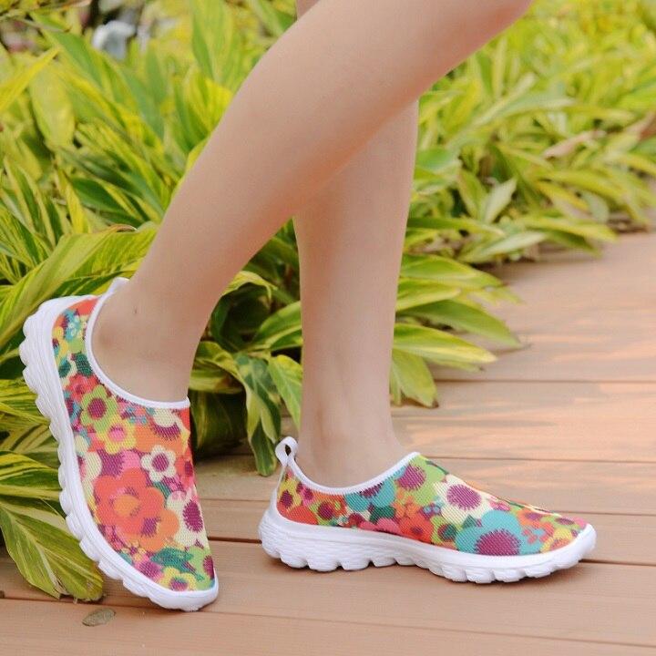 Nuevo llegado 2017 Mujeres Zapatos casuales, las mujeres Zapatos de Los planos,