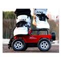 Envío libre Coche Del RC Rastreadores de Rock 4x4 de Conducción de Coches de Doble motores de Accionamiento Bigfoot Coche de Control Remoto de Coches Modelo de Vehículo Off-Road juguete