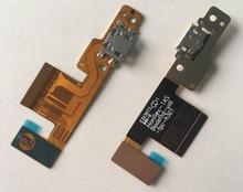 Micro Puerto de Carga USB Conector Dock Cargador Para Lenovo Tablet Yoga B8080 Flex Cable Reemplazo de la Tarjeta
