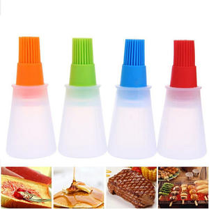 Silicone BBQ Oil Brush Kitchen Baking Barbecue Tool