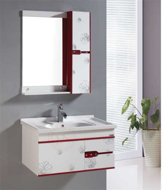 Sanitary and bathroom ark PVC series wash basin sinks  1 piece up shipment