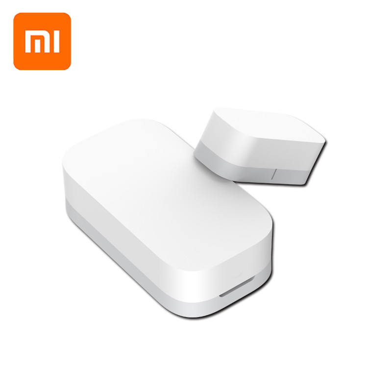 Xiaomi Aqara Smart Window Door Sensor Zigbee Wireless Connection Multi Purpose Work With Xiaomi Smart Home Mijia / Mi Home App
