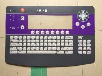 ENM36390 9040 keyboard membrane for imaje 9040 inkjet printer parts INKJET KEYPAD vw3a6820g membrane keypad for schneider altistart68 series inverter repair have in stock