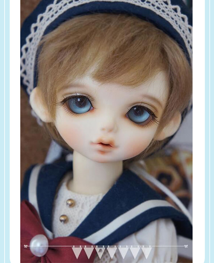 1//3 1//4 1//6  bjd doll face make up link only sell with the doll in our store