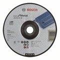 BOSCH 2608603529 диск абразивный режущий вогнутый лучший металл 180x2 5 мм