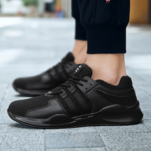 2018 new Brand Summer Men Casual Shoes Beathable Mesh Male Lace up  man Super Light 5