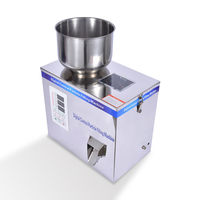 2 50g Packing Machine For Tea Computer intelligent sub installed machine Granule Packing Machine,Sealing Tablet Weighing Machine